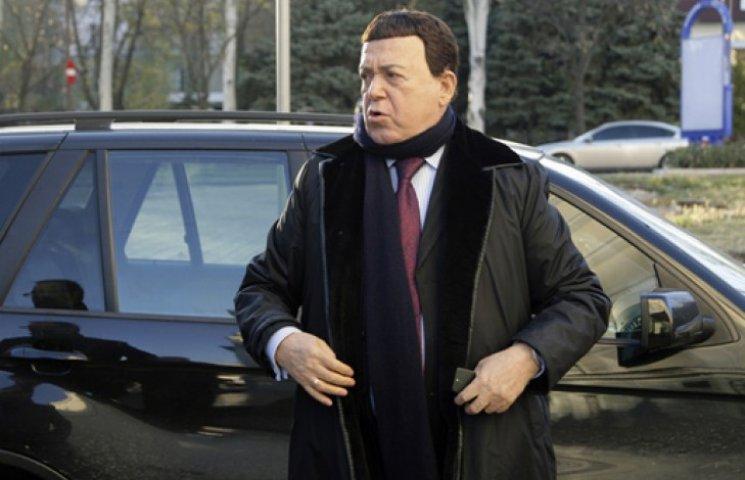 Кобзон призначений «консулом ДНР» в Росії