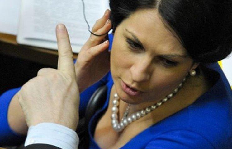 Калетник прокоментувала «жахливу новину» про кримінальну справу проти неї
