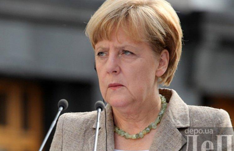 Меркель выдвинула Украине ультиматум и грозится прикрутить газовый вентиль