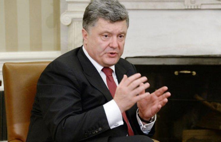 Порошенко поговорив з Тимошенко про коаліцію