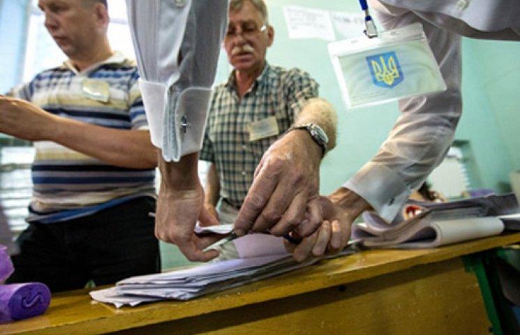 У двох округах Донецької області саботується підрахунок голосів