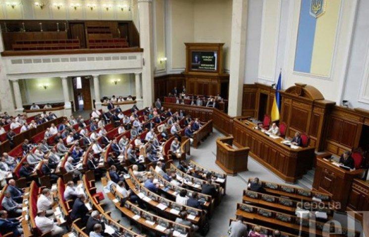 В Верховной Раде будет 264 «свежих» депутатов