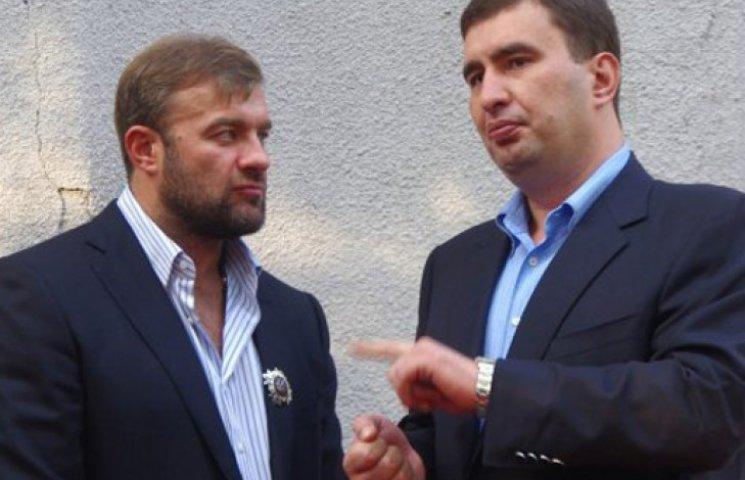 Пореченков в компании бывшего нардепа Маркова рассказал о визите в Донецк