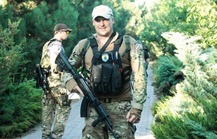 Заступник командира полку «Азов» очолив міліцію Київщини