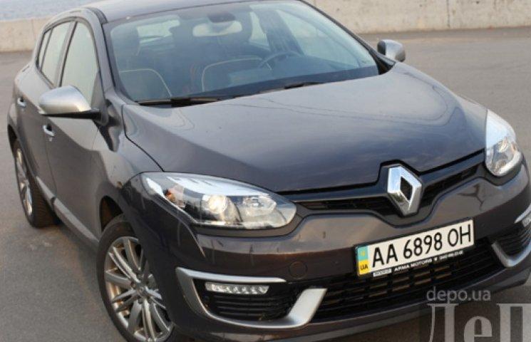 Renault NEW Megane: зачетный горожанин