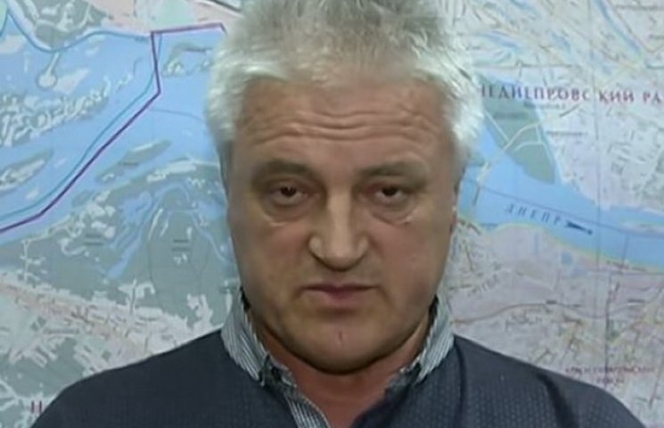 У Дніпропетровську голова виборчкому заявив на Корбана в СБУ