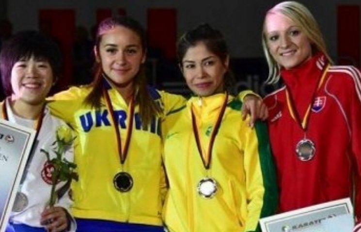Одеські каратистки одержали перемогу на змаганнях у Німеччині