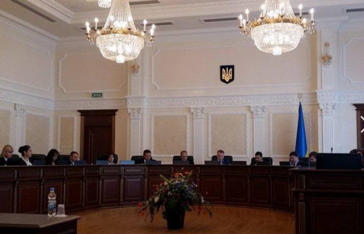 Вперше в Україні звільнили суддю, який запроторював за грати євромайданівців