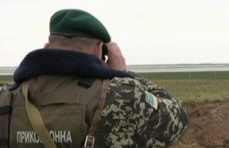 Прикордонники Одещини виявили контрабандні сигарети у лісосмузі