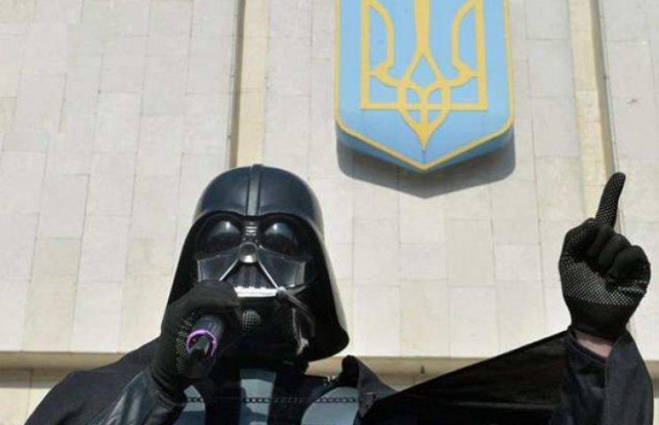44 Дарта Вейдера і Магістр Володимирович Йода рвуться до одеської міськради