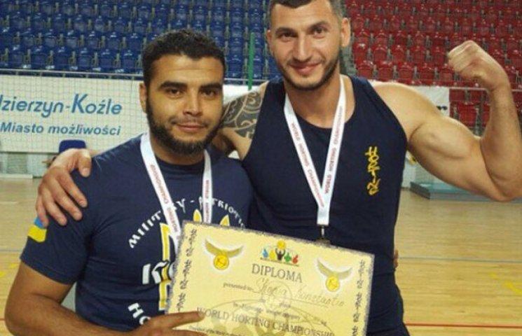 Полтавські спортсмени перемогли у чемпіонаті світу з хортингу