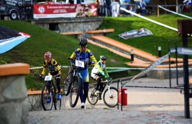 Чемпіонат України з велоспорту відбувся в Кам