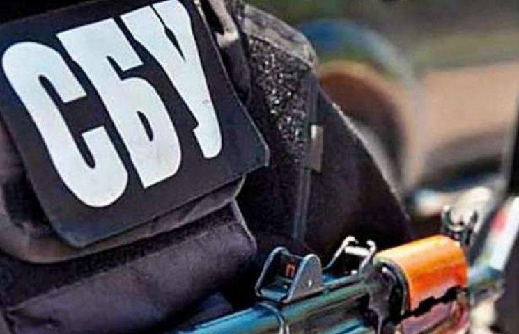 Вінницькі сбушники затримали терориста, який хотів підірвати блокпост на Сході