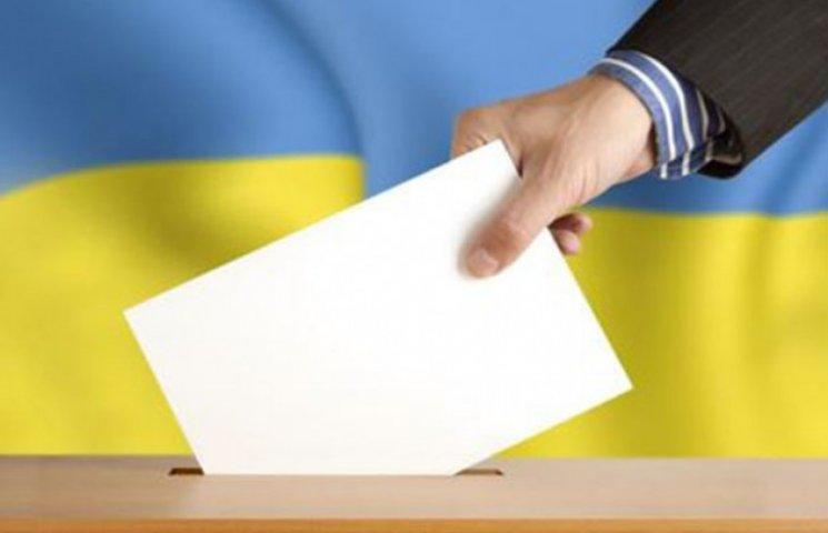 Міськвиборчком Одеси визначився з номерами партій, які йдуть в міськраду