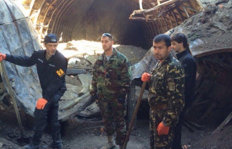 У Дніпропетровськ з АТО привезли тіло невідомого солдата