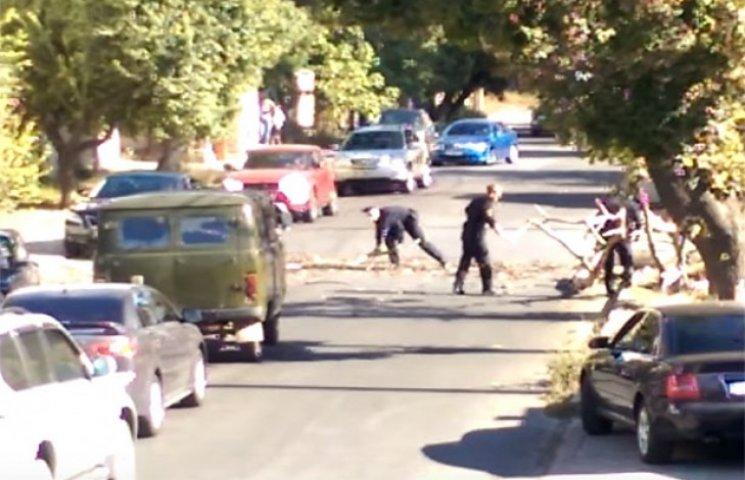 Одеська поліція замінила комунальників