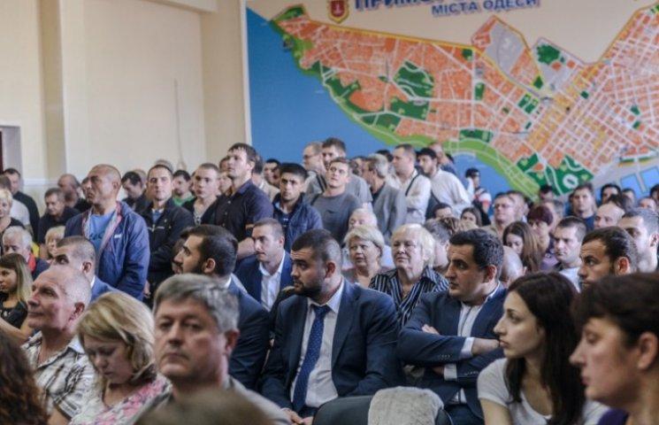 В Одесі затвердили скандальне будівництво