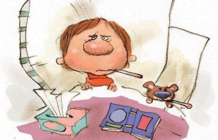 Кількість хворих на ГРВІ та грип на Хмельниччині зростає