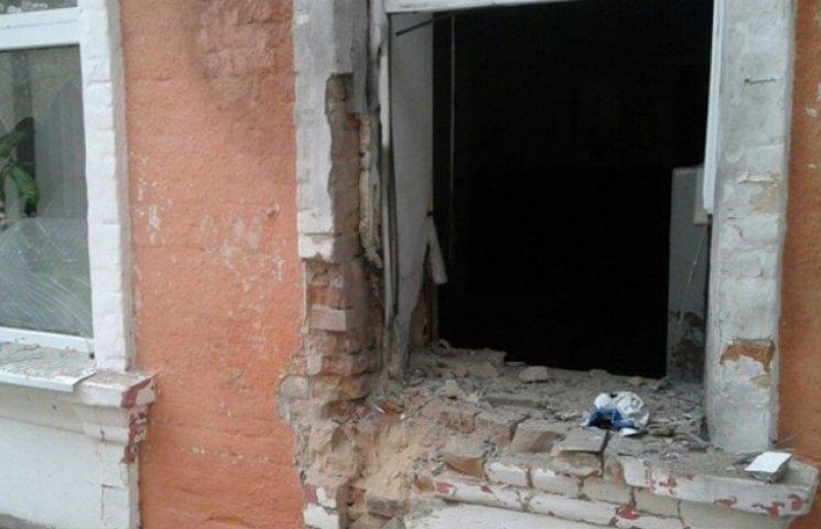 У Білгороді-Дністровському підірвали військомат
