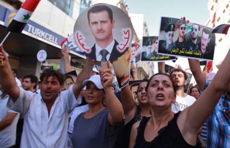 Почему Асад - это еврей на троне Российской империи