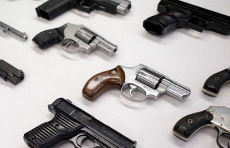 На Полтавщині із незаконного обігу вилучено 108 одиниць зброї