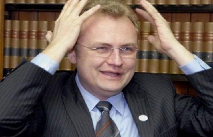 Львівський губернатор продовжує знекровлювати Садового