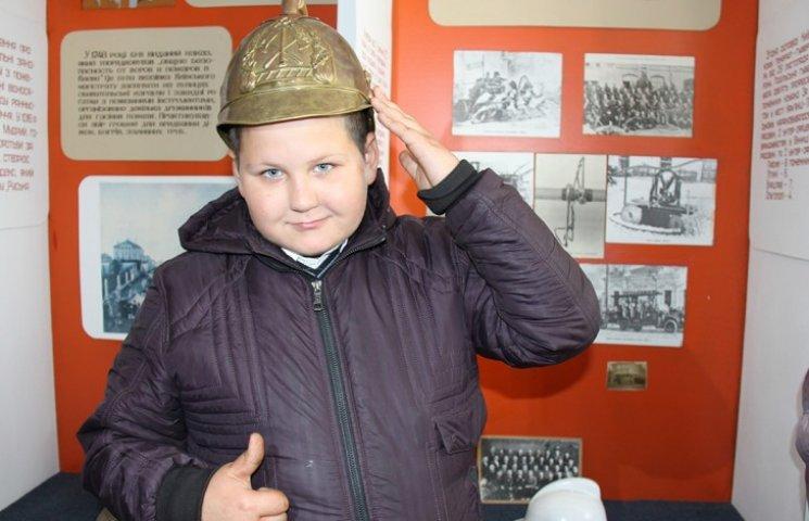У вінницькому музеї дітям дозволяють чіпати експонати руками