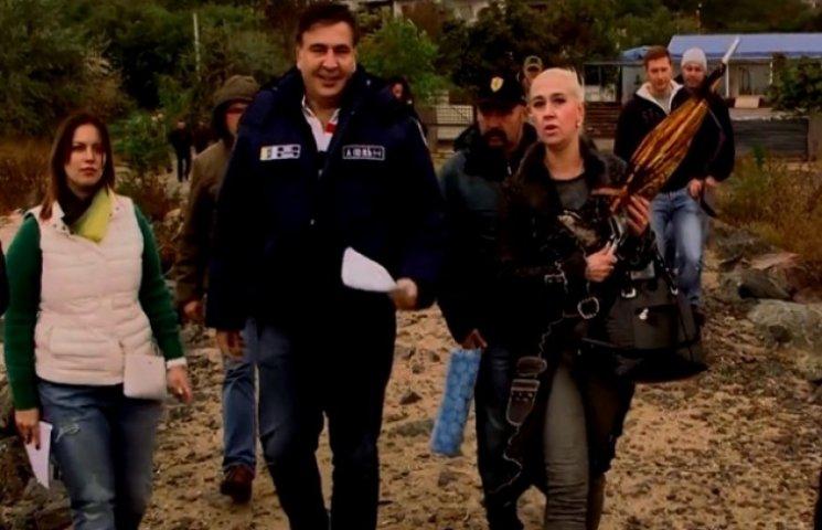 Саакашвілі: Ми вирішили закінчити з свавіллям на узбережжі Чорного моря