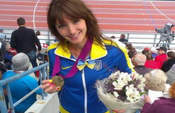 Спортсменка з Хмельниччини стала кращою легкоатлеткою України