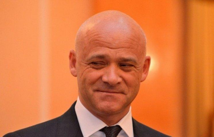 """Труханов намагається """"кришувати"""" кавомобілі в Одесі"""