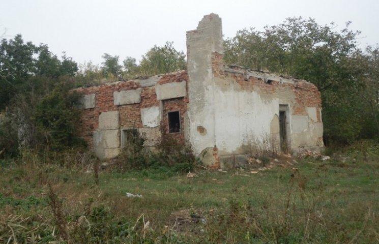 Кодимському району на Одещині загрожує екологічна катастрофа