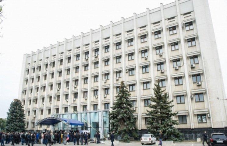 Скляна приймальня Саакашвілі відкрита