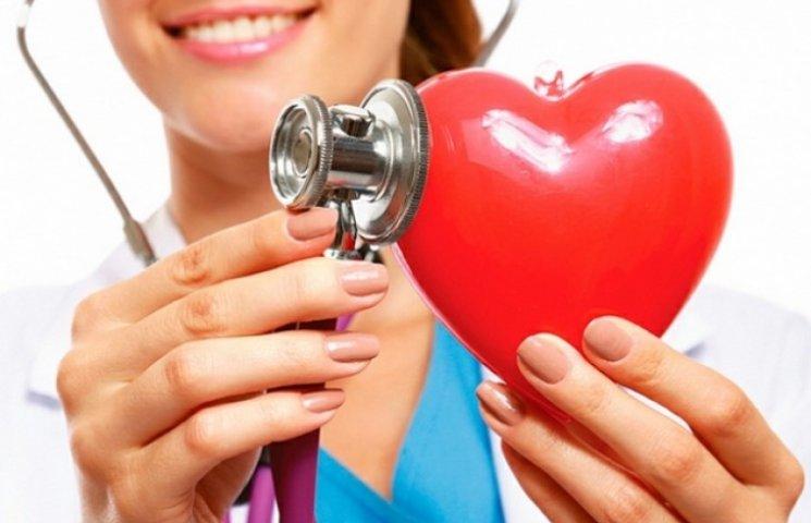 Нові методи лікування врятували від інфаркту міокарда 360 полтавців
