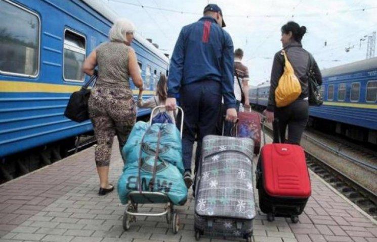 Рік у вигнанні: Як переселенці з Донбасу обживають нові ареали