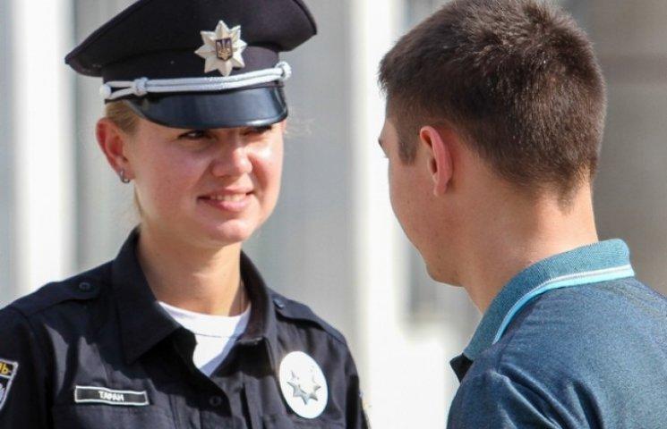 Серед кандидатів в патрульну поліцію Полтави 17% студенти