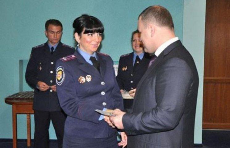 Головний міліціонер Полтавщини нагородив 150 правоохоронців
