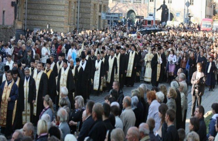 Львів'ян запрошують на молитовну ходу