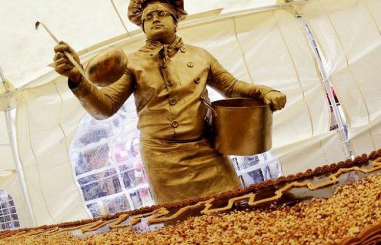Чим здивує Свято Шоколаду у Львові
