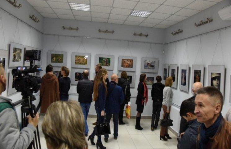 У Хмельницькому представили наймасштабніший фотопроект в Україні