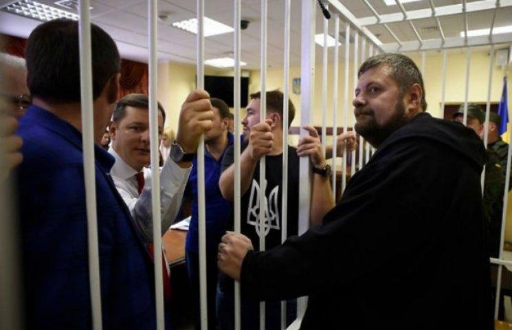 Апеляційний суд не бачить хвороби Ігоря Мосійчука