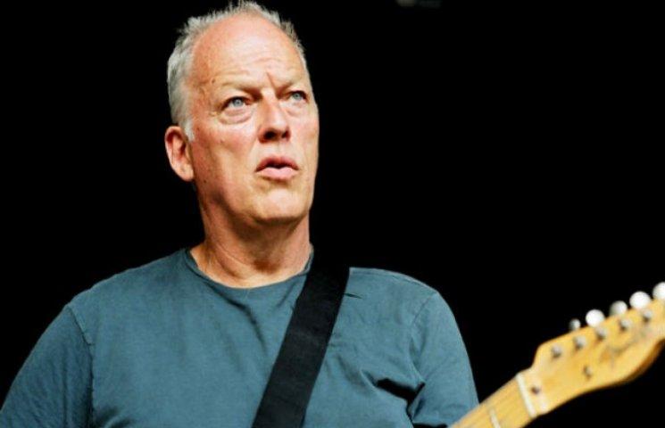 Учасник Pink Floyd презентує пісню, присвячену Небесній сотні