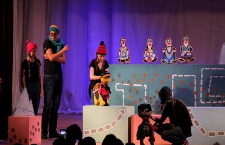 На Хмельниччині відбувся перший відкритий театральний фестиваль аматорів