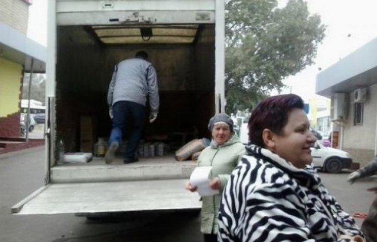 На Хмельниччині Гереги кличуть виборців в мандрівки і роздають будматеріали