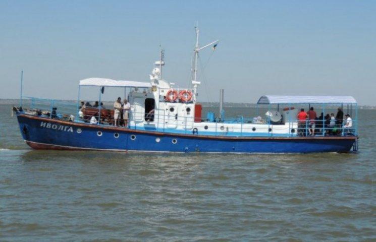 """Сакварелідзе: Власник затонулого катеру """"Іволга"""" знайдений, і він вже співпрацює зі слідством"""