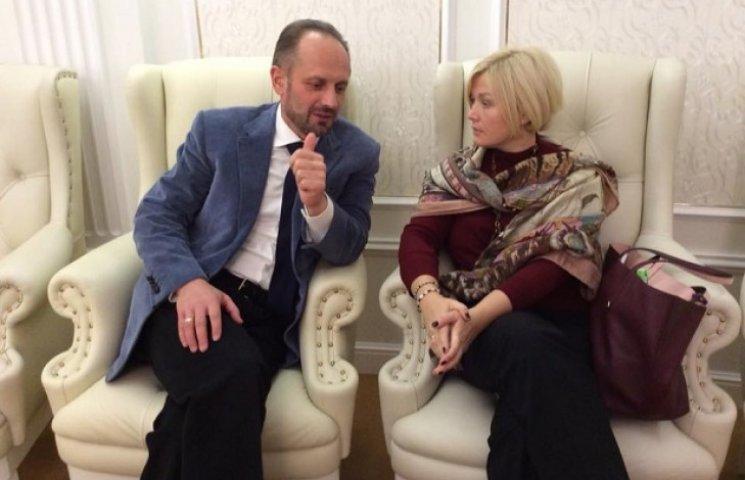 Геращенко розповіла, про що говорили в Мінську