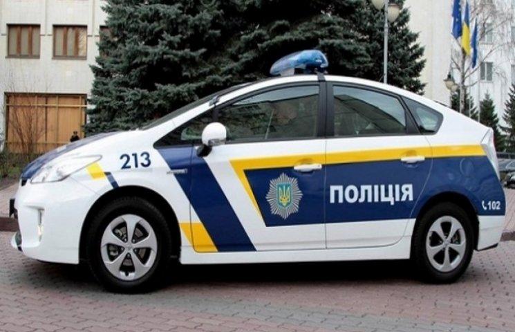 Львівські поліцейські за п