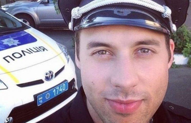 Відомий бодібілдер України служить в одеській поліції