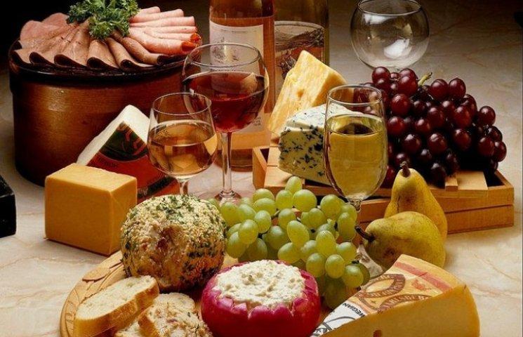 Чим привабить відвідувачів Свято сиру і вина у Львові