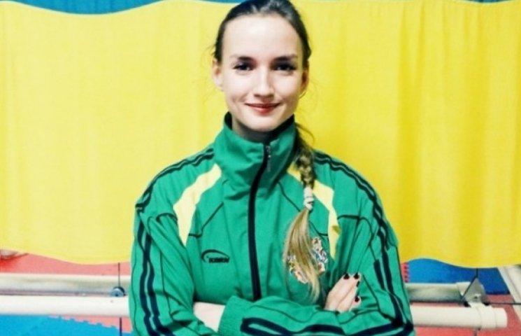 """Одеську каратистку нагородили """"бронзою"""" із запізненням"""