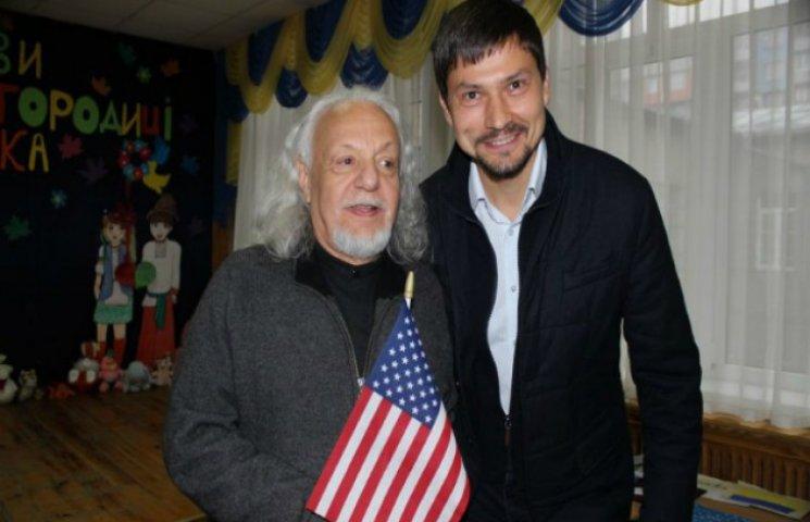 Святослав Козирєв відвідав притулок для неповнолітніх на Троєщині (ФОТО, ВІДЕО)